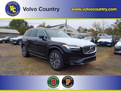 New 2021 Volvo XC90 T6 Momentum 7 Passenger SUV for sale in Somerville, NJ at Bridgewater Volvo
