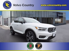 New 2020 Volvo XC40 R-Design AWD T5 AWD R-Design for sale near Princeton, NJ at Volvo of Princeton