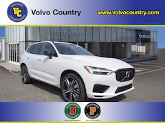 New 2021 Volvo XC60 Recharge Plug-In Hybrid T8 R-Design SUV for sale in Somerville, NJ at Bridgewater Volvo