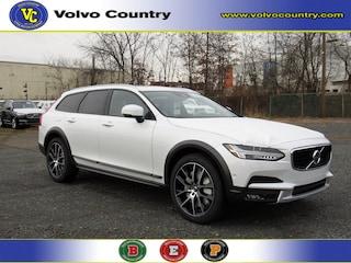 New 2019 Volvo V90 Cross Country T6 Wagon YV4A22NL6K1078788 for sale near Princeton, NJ at Volvo of Princeton