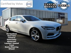 Certified Pre-Owned 2018 Volvo S90 T5 AWD Momentum Sedan LVY982MK1JP034599 for Sale in Edison