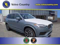 New 2020 Volvo XC90 T6 Momentum 7 Passenger SUV for sale near Princeton, NJ at Volvo of Princeton