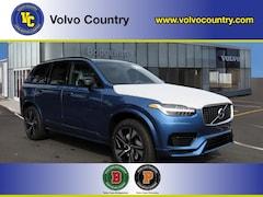 New 2020 Volvo XC90 R-Design AWD T8 eAWD Plug-In Hybrid R-Design 7 Passenger for sale in Somerville, NJ at Bridgewater Volvo