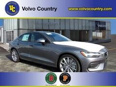 New 2020 Volvo S60 T6 Momentum Sedan for sale in Somerville, NJ at Bridgewater Volvo