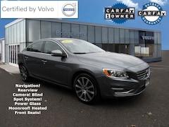 Certified Pre-Owned 2017 Volvo S60 T5 Inscription Sedan LYV402HK8HB132019 for Sale in Edison