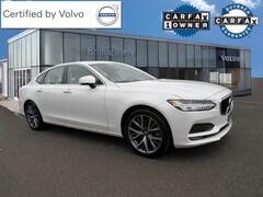 2017 Volvo S90 T5 FWD Momentum Sedan YV1102AK7H1012095 for sale in Somerville, NJ at Bridgewater Volvo