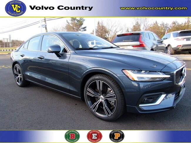 New 2019 Volvo S60 T6 Inscription Sedan for sale/lease Somerville, NJ