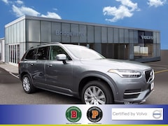 2017 Volvo XC90 T6 AWD Momentum SUV YV4A22PK0H1153935 for sale in Somerville, NJ at Bridgewater Volvo