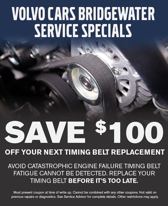 Volvo Service Specials In Somerville At Volvo Cars