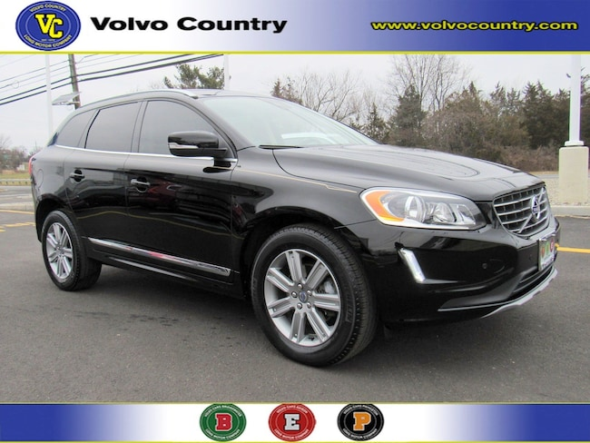 Used 2016 Volvo XC60 T6 Drive-E SUV for sale in Somerville, NJ at Bridgewater Volvo