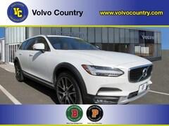 New 2020 Volvo V90 Cross Country T6 Wagon for sale near Princeton, NJ at Volvo of Princeton