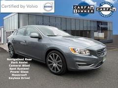 2017 Volvo S60 T5 Inscription Sedan LYV402TK3HB155182 for sale in Somerville, NJ at Bridgewater Volvo