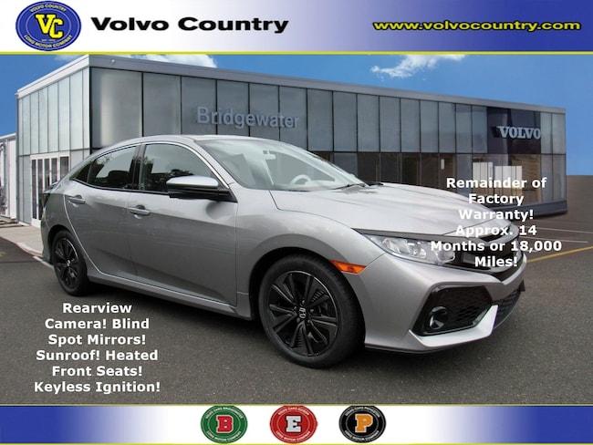 2017 Honda Civic EX Hatchback