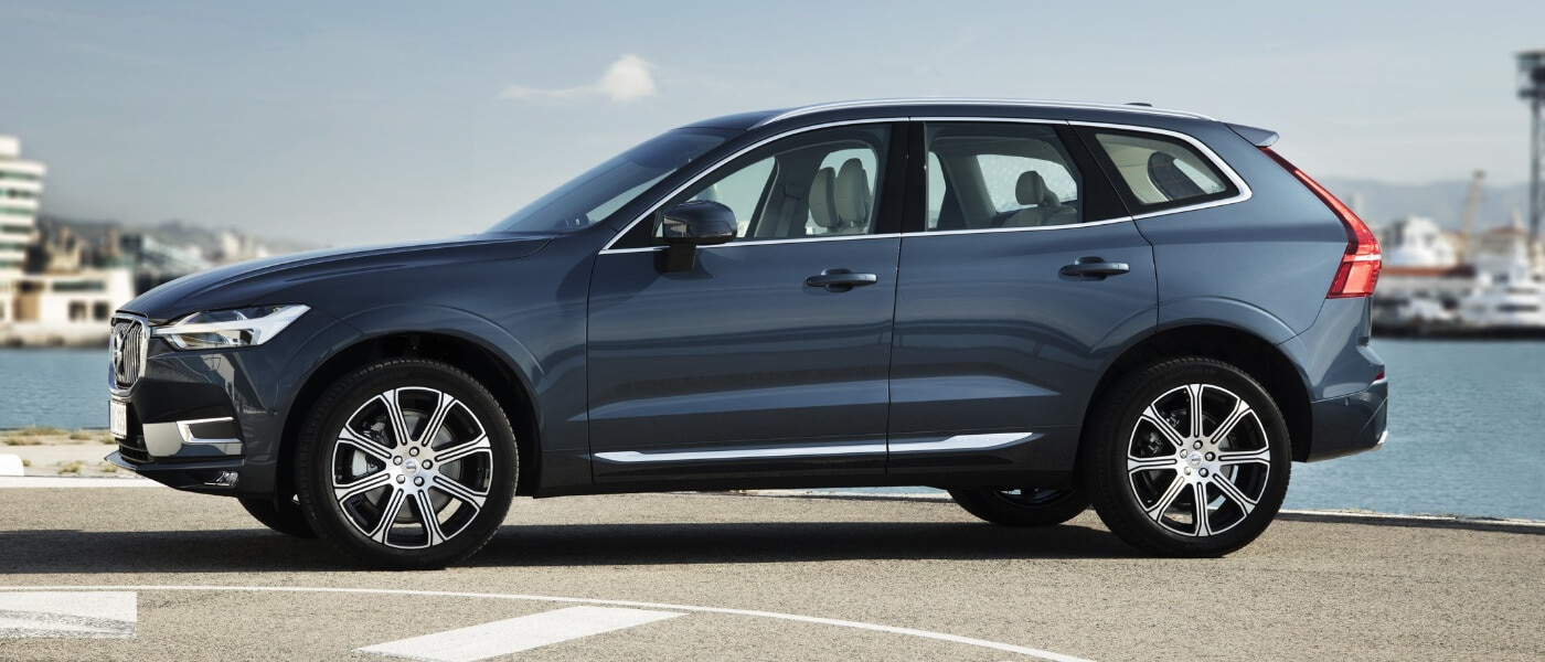 2020 Volvo XC60 side exterior view