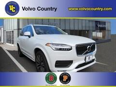 New 2020 Volvo XC90 Momentum AWD T5 AWD Momentum 7 Passenger for sale in Somerville, NJ at Bridgewater Volvo