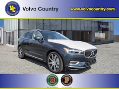 New 2021 Volvo XC60 Recharge Plug-In Hybrid T8 Inscription SUV for sale in Somerville, NJ at Bridgewater Volvo