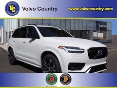 New 2021 Volvo XC90 R-Design AWD T5 AWD R-Design 7P for sale in Somerville, NJ at Bridgewater Volvo