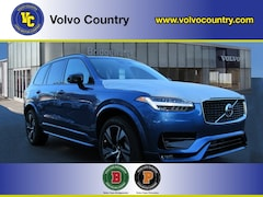 New 2020 Volvo XC90 R-Design AWD T6 AWD R-Design 7 Passenger for sale in Somerville, NJ at Bridgewater Volvo