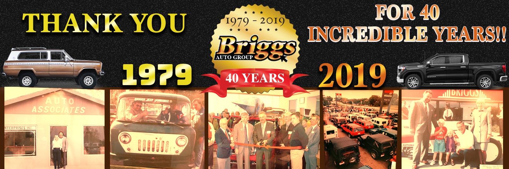 Briggs Buick Gmc Kansas State Cars