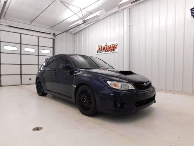2013 Subaru Impreza WRX Man WRX STI