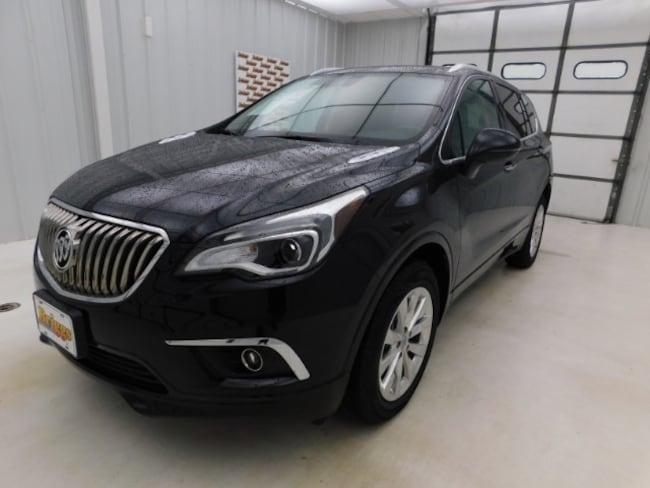 Used 2017 Buick Envision Essence SUV in Topeka KS