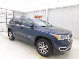 New 2019 GMC Acadia SLE-2 SUV for sale in Manhattan, KS at Briggs Manhattan