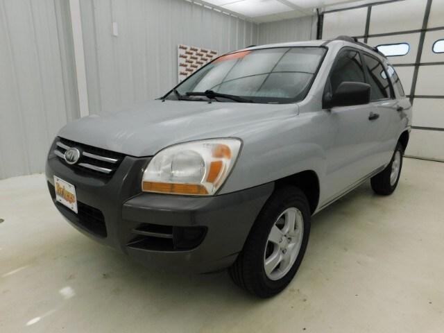 2008 Kia Sportage LX w/A/C SUV