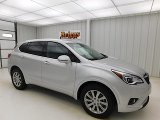 New 2019 Buick Envision Essence SUV for sale in Manhattan, KS at Briggs Manhattan