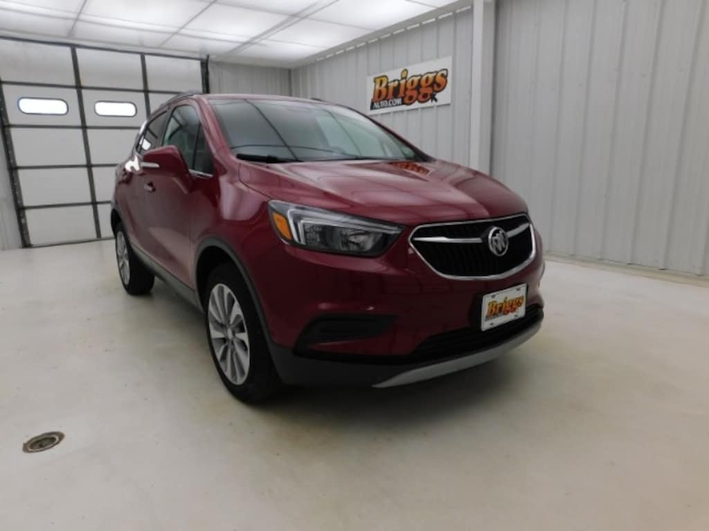 Used 2018 Buick Encore For Sale at Briggs Fort Scott | VIN