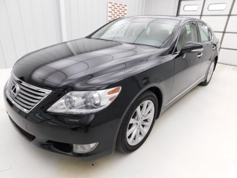 Ls 460 For Sale >> Used 2011 Lexus Ls 460 For Sale Near Lawrence Baldwin City