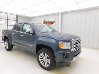 New 2019 GMC Canyon SLT Truck Crew Cab for sale in Manhattan, KS at Briggs Manhattan
