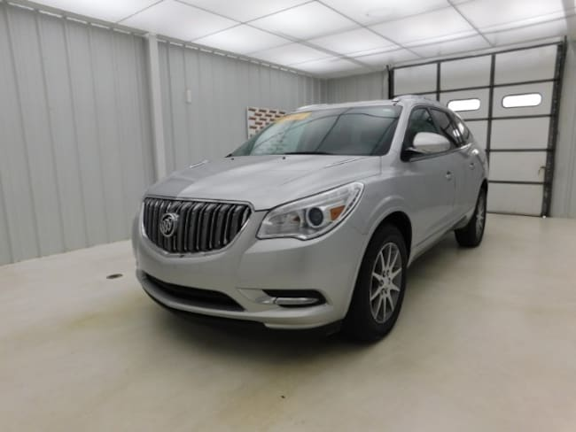 Used 2014 Buick Enclave Leather SUV in Topeka KS