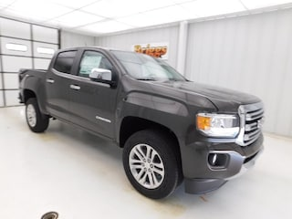 New 2019 GMC Canyon SLE Truck Crew Cab for sale in Manhattan, KS at Briggs Manhattan