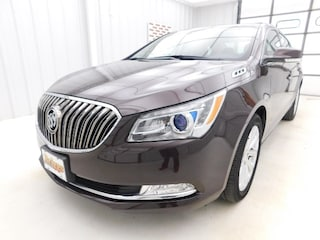 Used 2015 Buick LaCrosse Leather Sedan 1G4GB5G39FF193319 for sale in Manhattan, KS at Briggs Manhattan