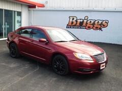 Used 2013 Chrysler 200 LX Sedan under $10,000 for Sale in Fort Scott