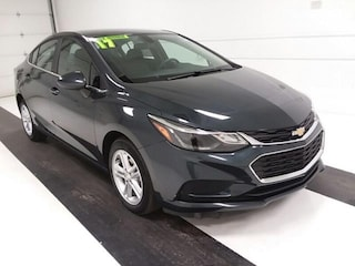 2017 Chevrolet Cruze 4DR SDN 1.4L LT W/1SD Sedan