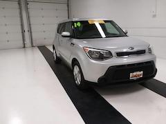 2014 Kia Soul 5DR WGN Auto Base Hatchback