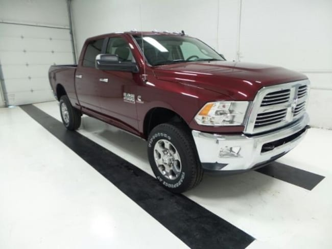 New 2018 Ram 2500 BIG HORN CREW CAB 4X4 6'4 BOX Crew Cab in Topeka KS