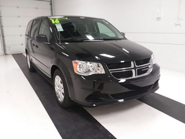Used 2016 Dodge Grand Caravan 4DR WGN SE Van in Topeka KS