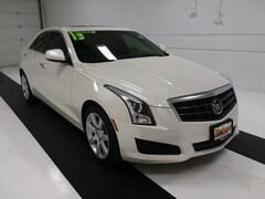 2013 Cadillac ATS 4DR SDN 2.5L RWD Sedan