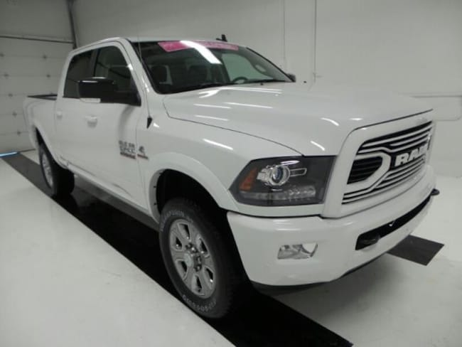New 2018 Ram 2500 LARAMIE CREW CAB 4X4 6'4 BOX Crew Cab in Topeka KS