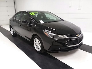 2018 Chevrolet Cruze 4DR SDN 1.4L LT W/1SD Sedan