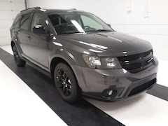 New 2019 Dodge Journey SE Sport Utility in Topeka at Briggs Dodge