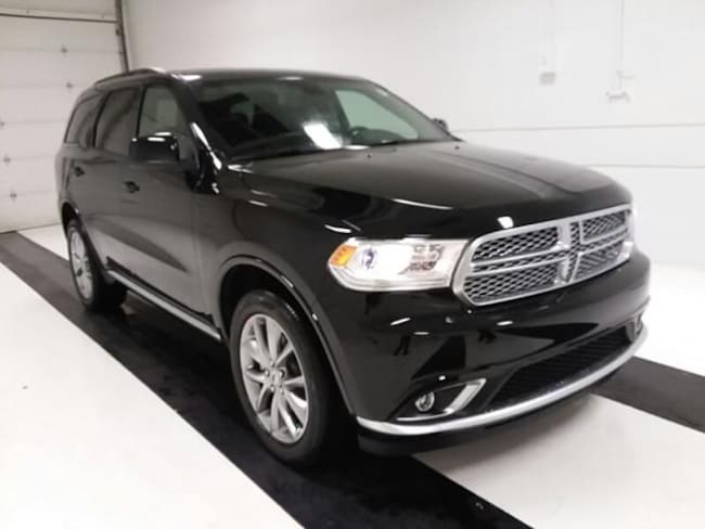 New 2019 Dodge Durango SXT PLUS AWD Sport Utility in Topeka KS