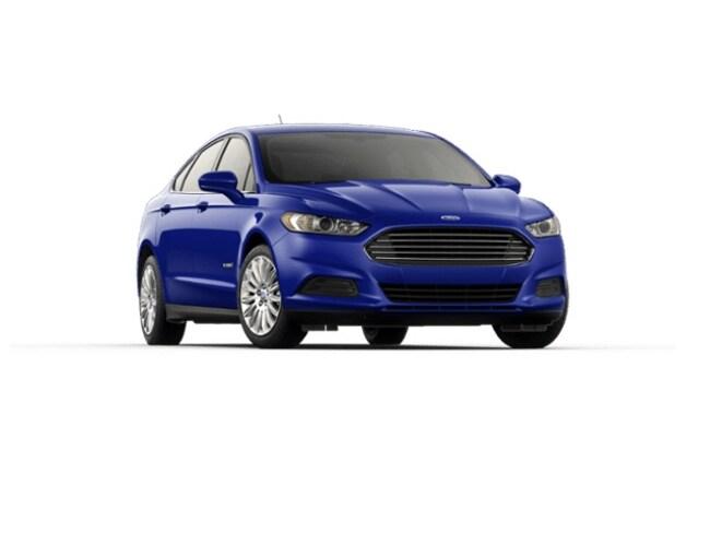 Used 2016 Ford Fusion 4dr Sdn SE AWD Sedan in Topeka KS
