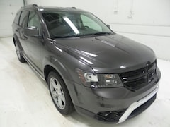 New 2017 Dodge Journey CROSSROAD AWD Sport Utility in Topeka at Briggs Dodge