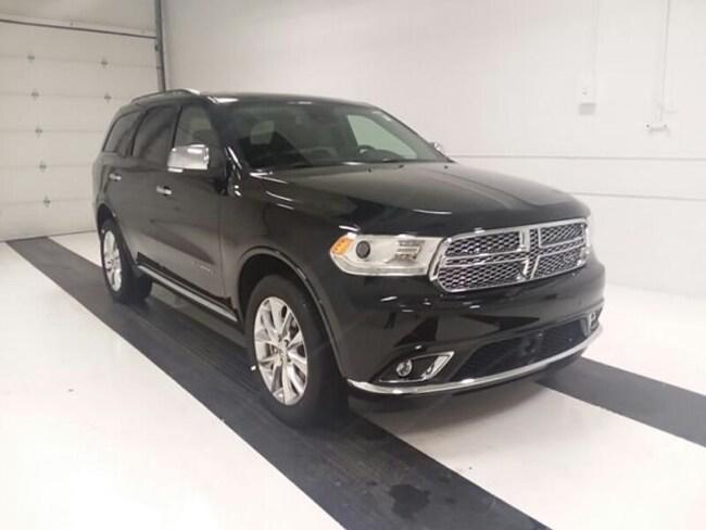 New 2019 Dodge Durango CITADEL AWD Sport Utility in Topeka KS