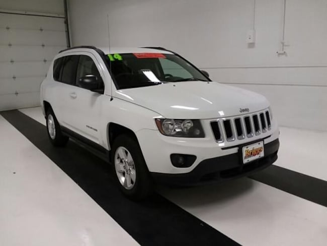 2014 Jeep Compass FWD 4DR Sport SUV