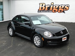 Used 2015 Volkswagen Beetle 1.8T Classic Coupe under $10,000 for Sale in Fort Scott