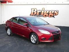 Used 2013 Ford Focus SE Sedan under $10,000 for Sale in Fort Scott